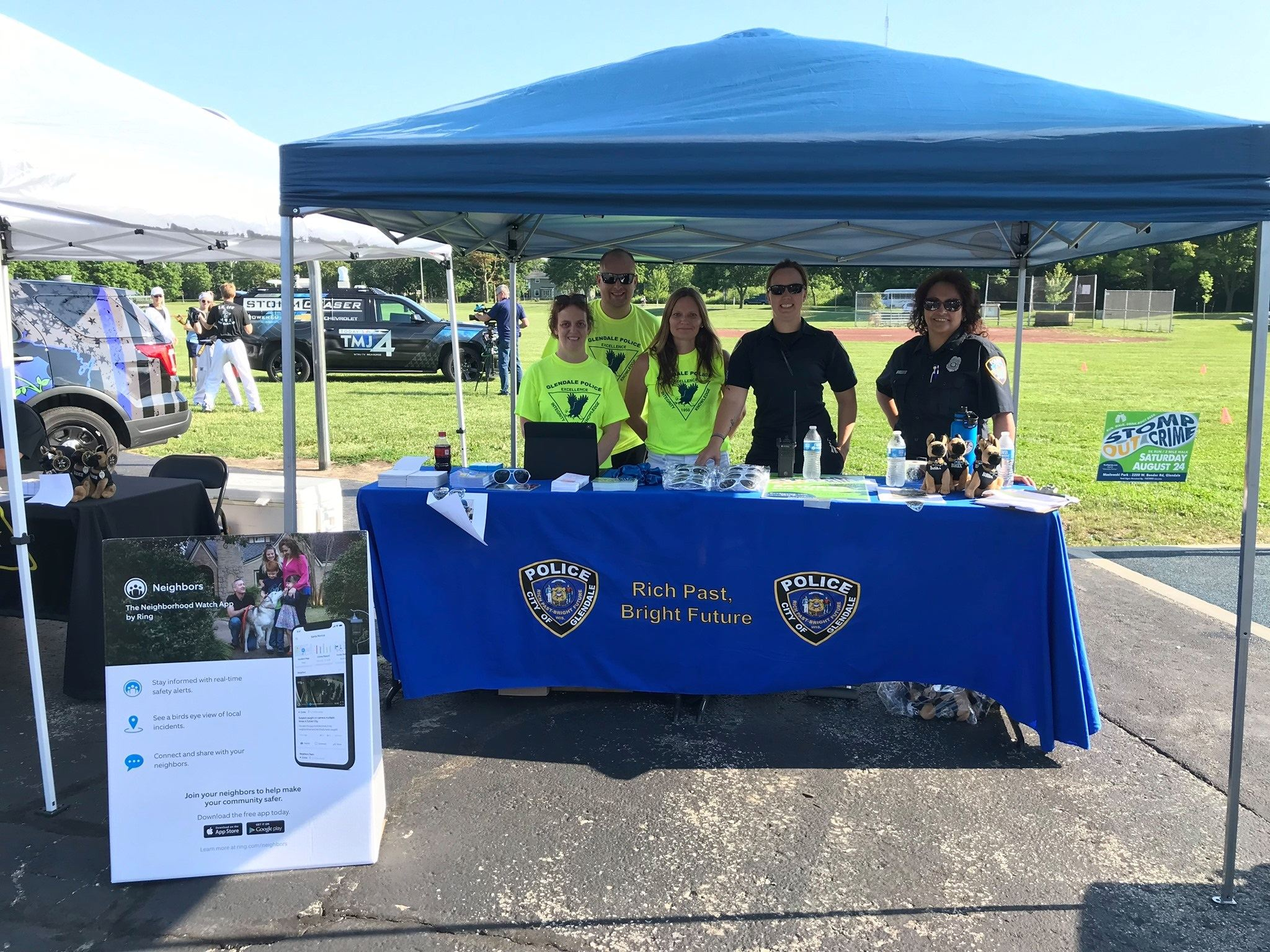 NNO volunteers 2019